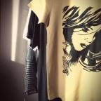 t shirt dreamer jaune