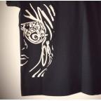 t shirt shirt bit of soul used black