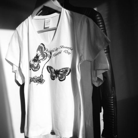 t shirt beautiful day