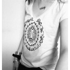 t shirt Around the world
