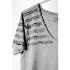 T shirt music