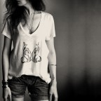 t shirt open your mind