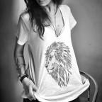 T shirt Sauvage