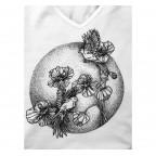 T shirt Poppy & Birds